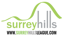 Surrey Hills Golf League Logo